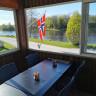 Surnadal Camping - Brekkøya - View from our restaurant